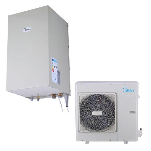 M-Thermal osztott hőszivattyú 12 KW 3 fázis